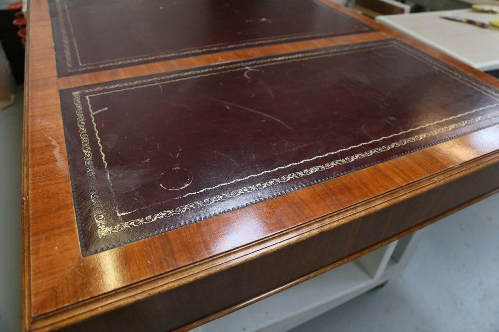 Damaged Desk Top