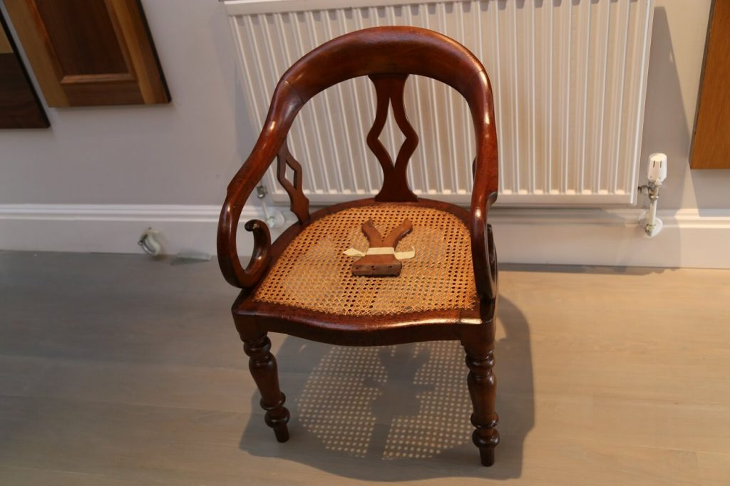 Chair after Restoration
