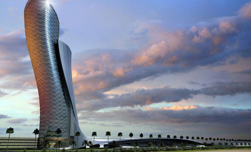 ADNEC-Capital-Gate-Dubai-Mixed-Use-AC-AV-ITI-ITS-825x550