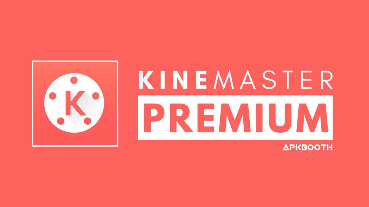 Kinemaster Pro Mod+ No Watermark Apk