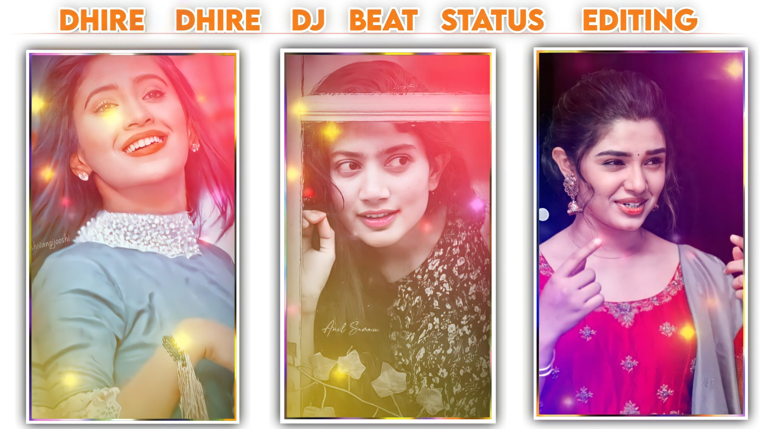 Dhire Dhire DJ Status video editing in kinemaster 2021.