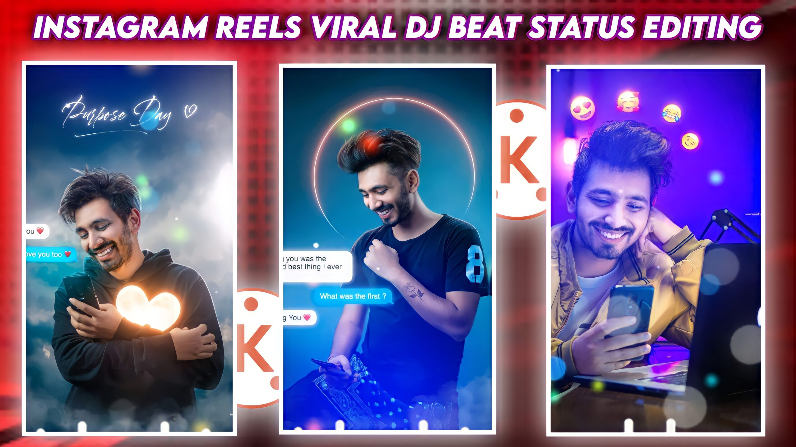 Instagram Reels viral DJ beat Status editing 2021.
