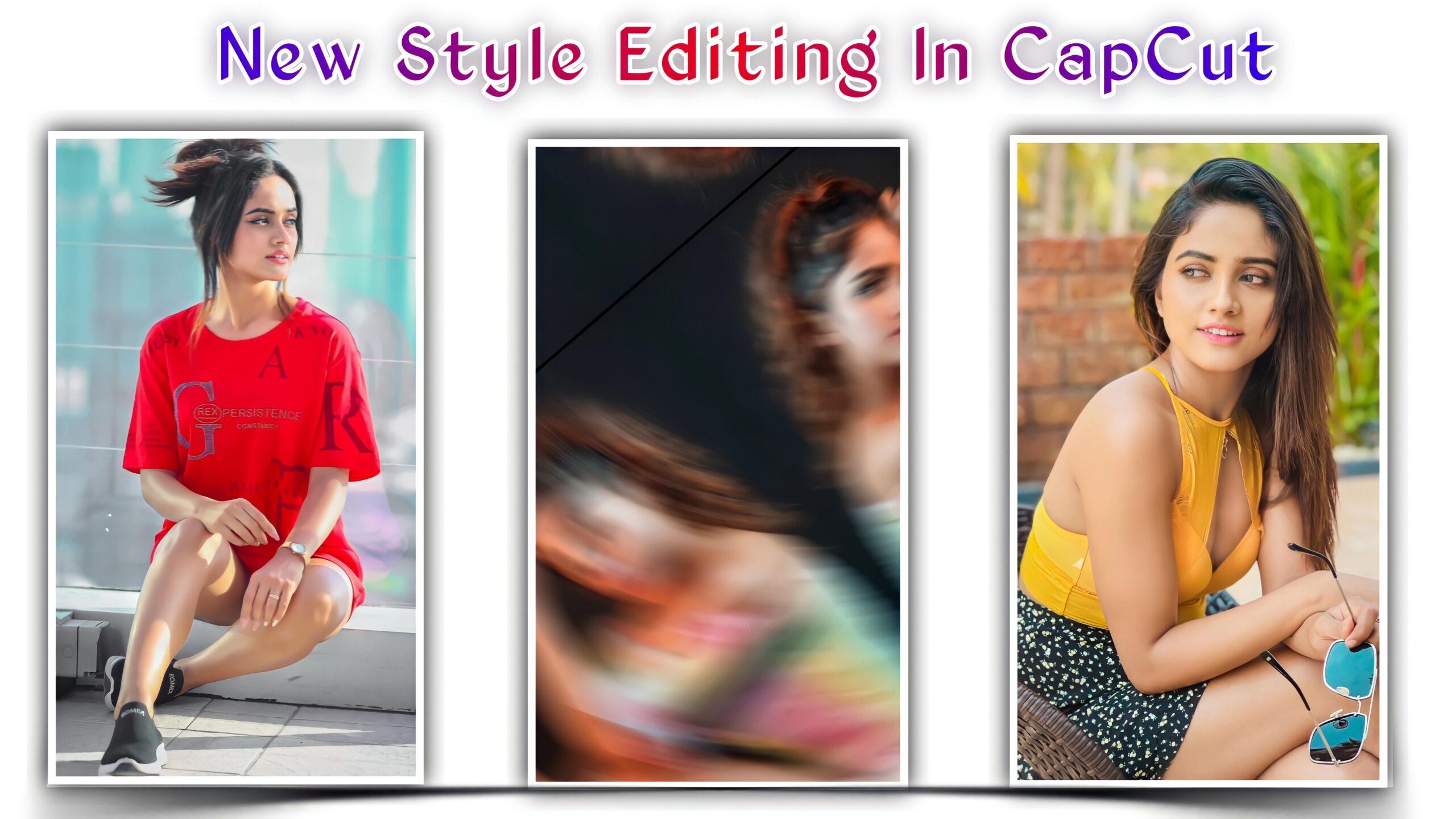 New Style WhatsApp status video editing in Capcut