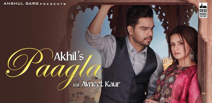 Paagla Song Lyrics In Hindi