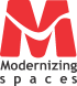 Modernizing Spaces Logo