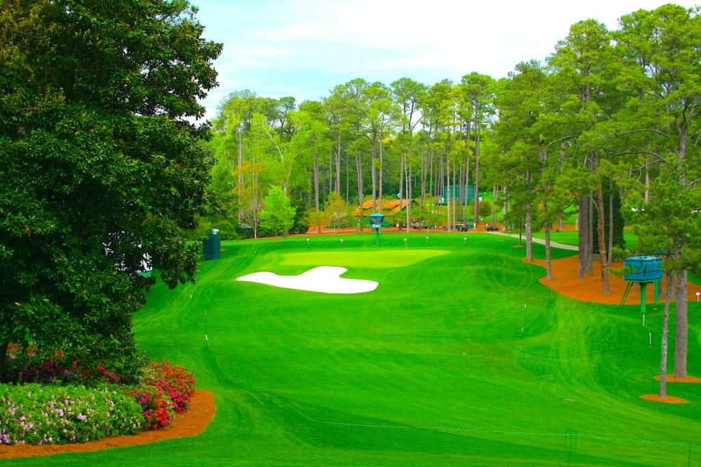 The day I played Augusta National