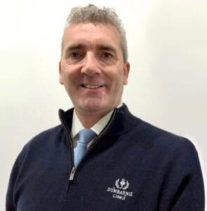 David Scott, GM at Dumbarnie Links