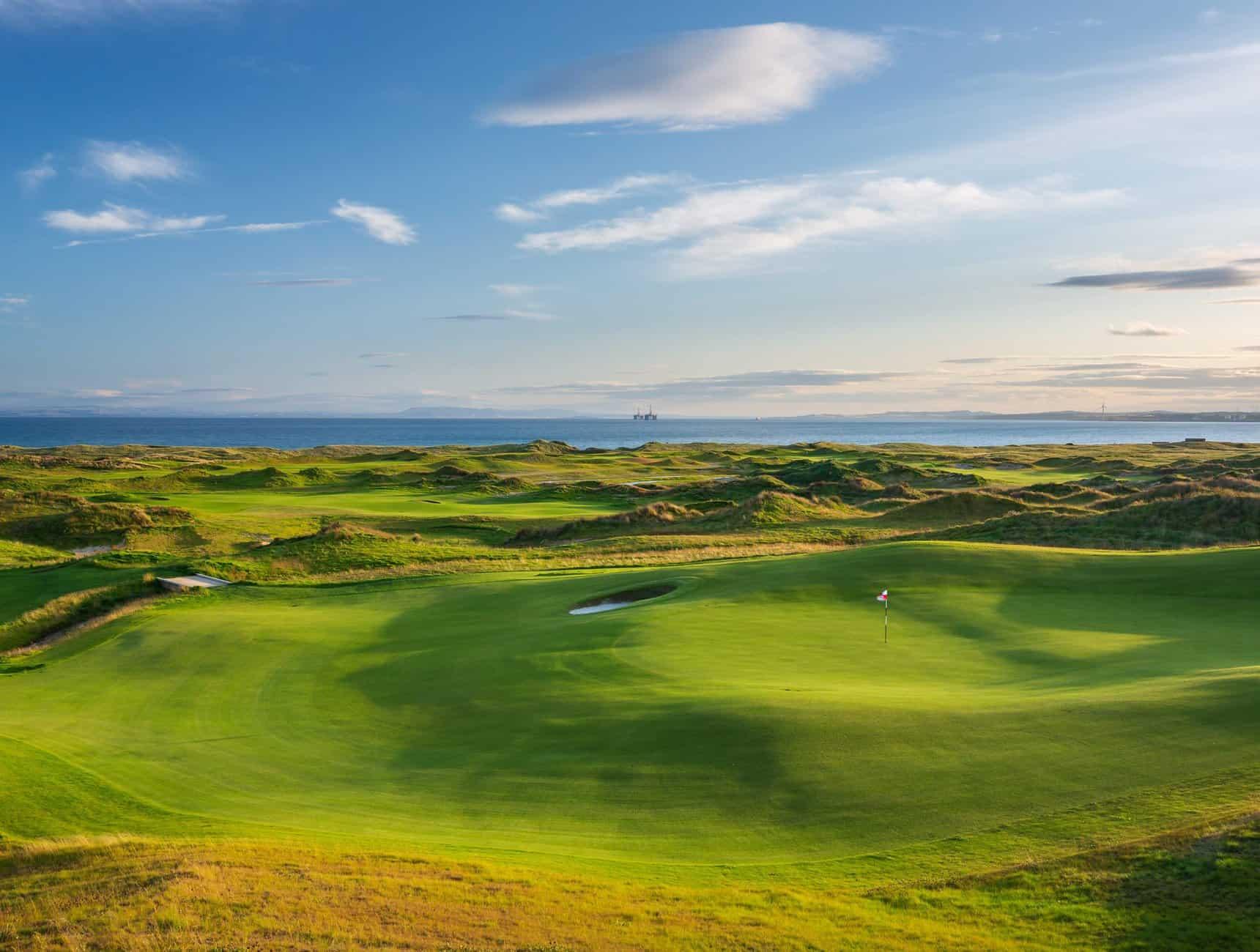 Dumbarnie Golf Links