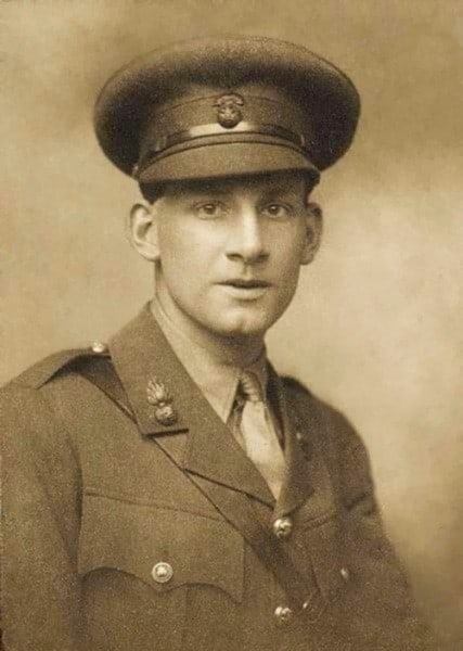 The great poet Siegfried Sassoon was a regular visitor to Formby Golf Club