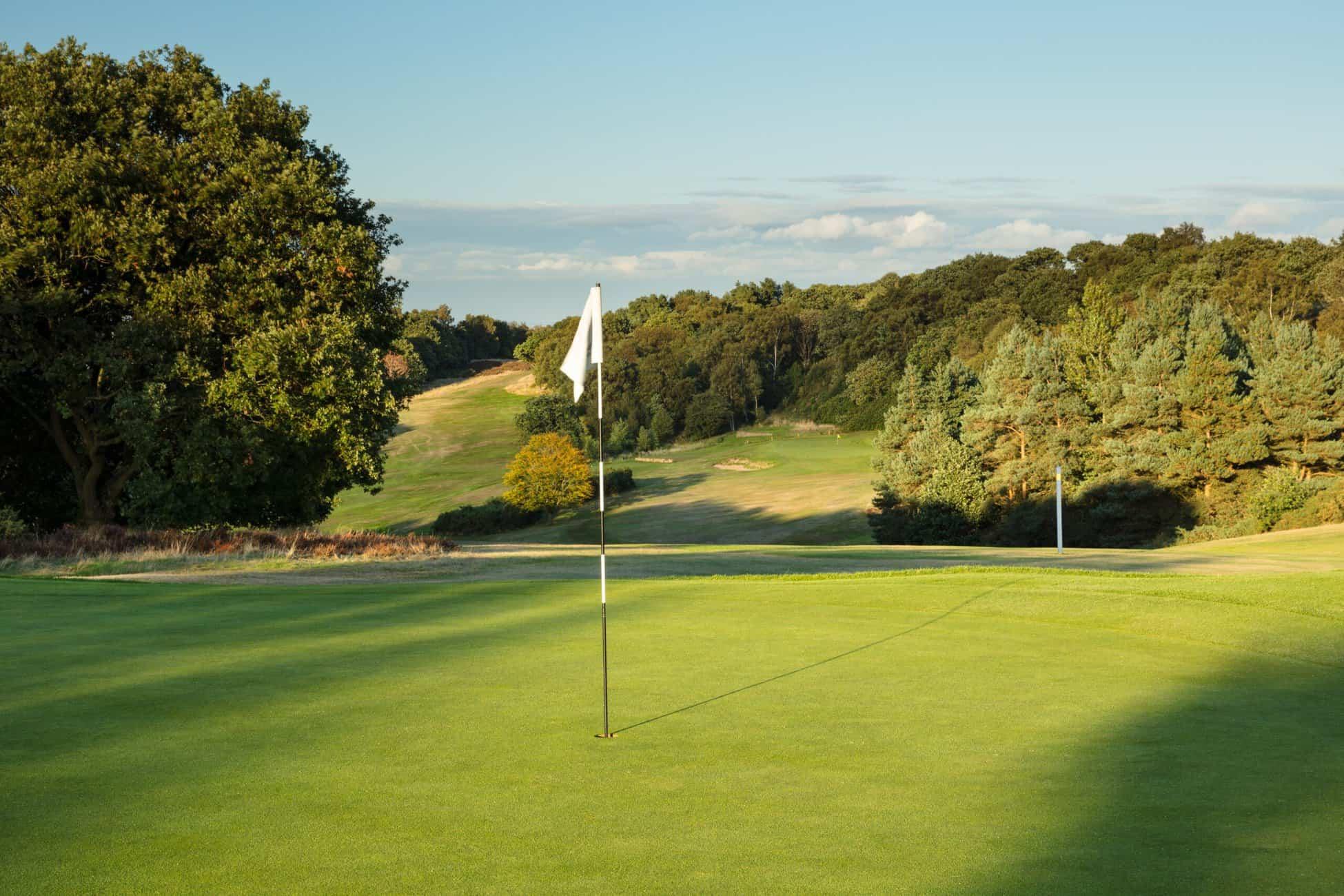 The Hallamshire Golf Club