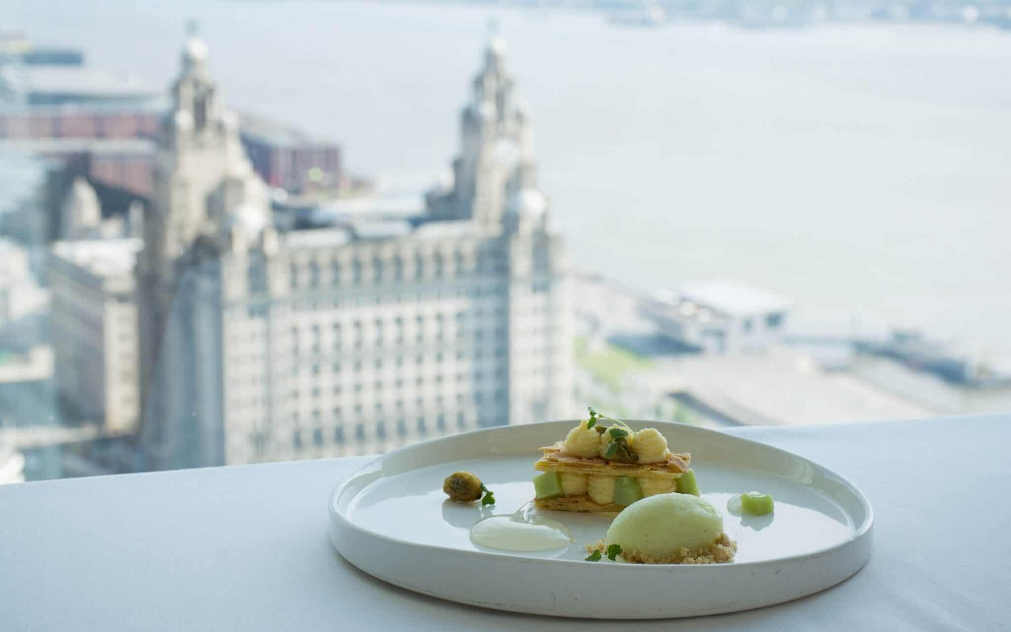 Panoramic 34 Restaurant in Liverpool