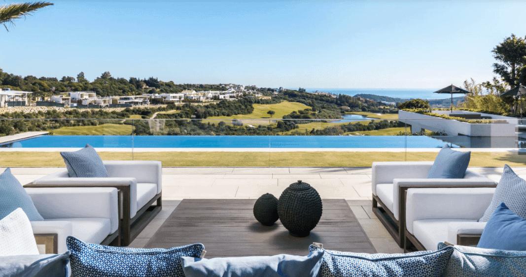 The Finca Cortesin resort in Malaga, Spain is one of Europe's best resorts