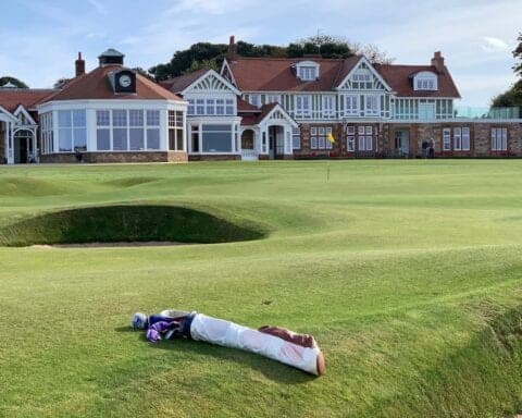 Flag Bag Golf Co