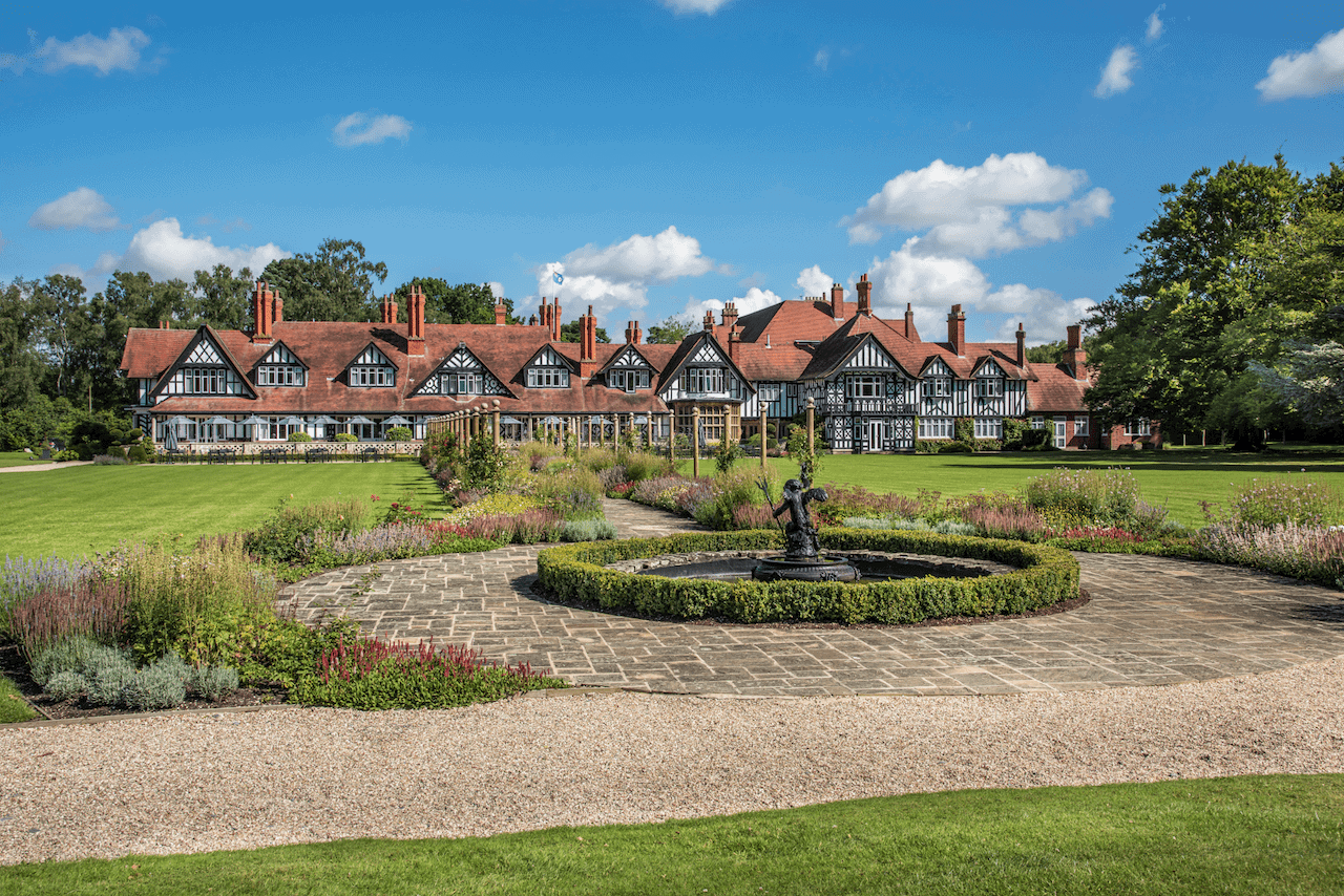 The Petwood Hotel, Woodhall Spa