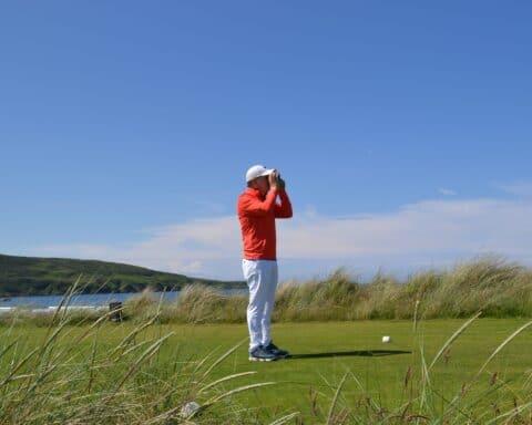 Mileseey PF260 golf rangefinder