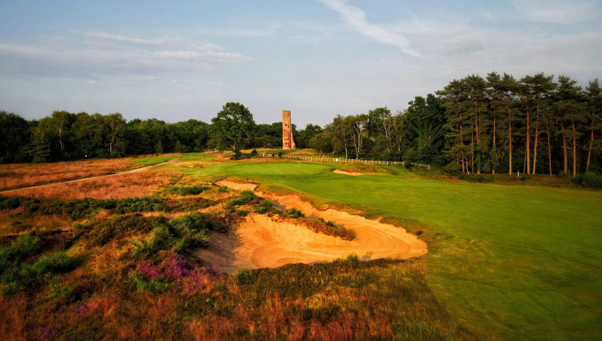 Woodhall Spa Golf Club (Hotchkin Course)