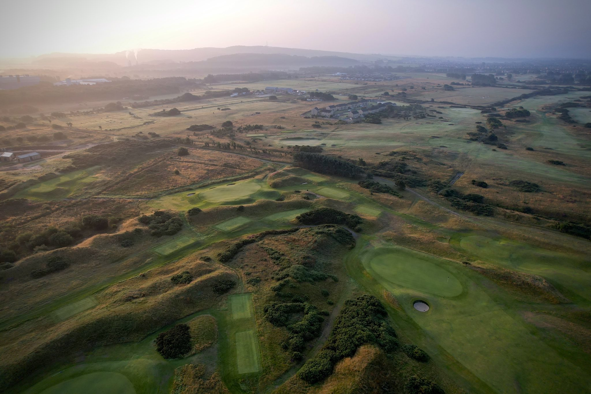 Dundonald Links Golf Ayrshire