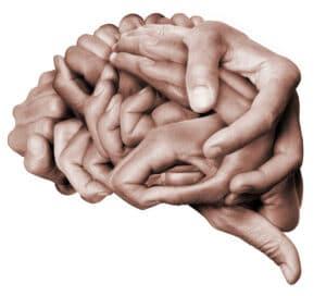 hjärnsmarta händer