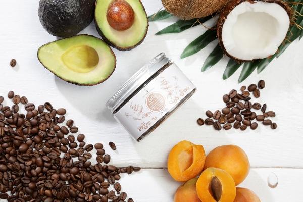 Coffee Body Scrub | Little Organic Company