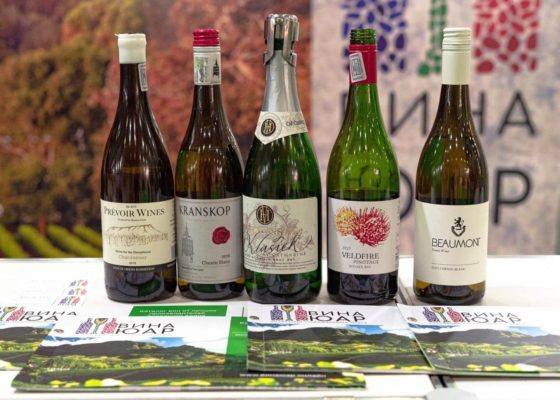 russian marketing for south african wine exporters