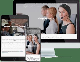 multilingual website development - support website