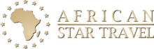 African Star Travel website for tour operator