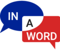 In a word french translations - business card website development