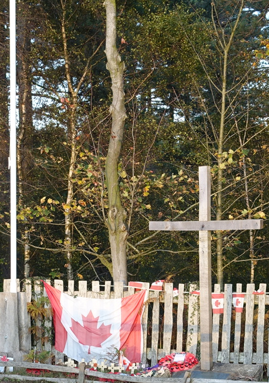 Canadian memorial