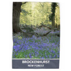 Brockenhurst Tea Towel