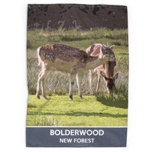 Bolderwood Teatowel