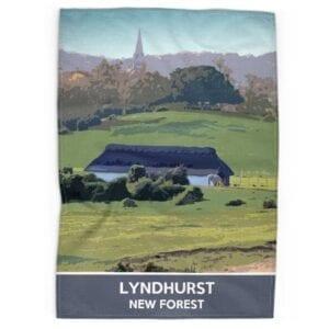 Lyndhurst Tea Towel