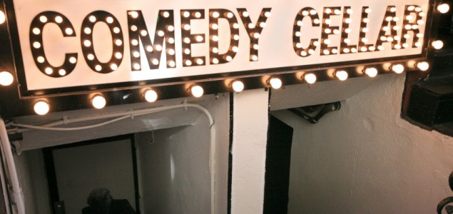 Great comedy in New York at the Comedy Cellar