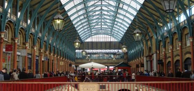Covent Garden: The place to go for shopping choice