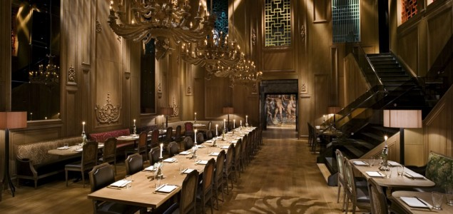 New York dining gets chic at Jean Georges