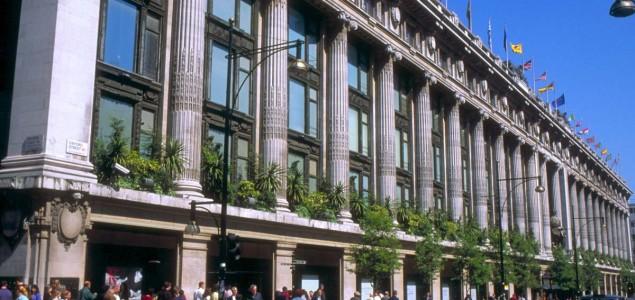 Selfridges: London's number one department store