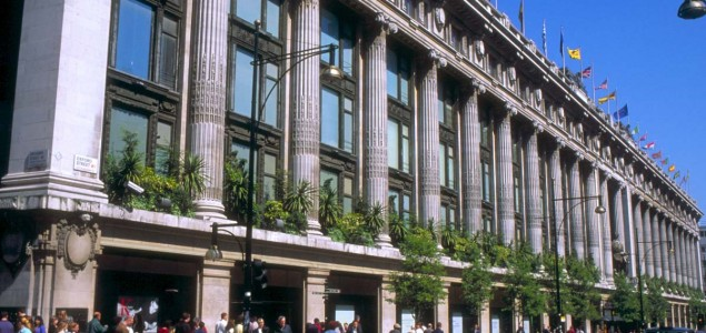 Selfridges: London's number one department store