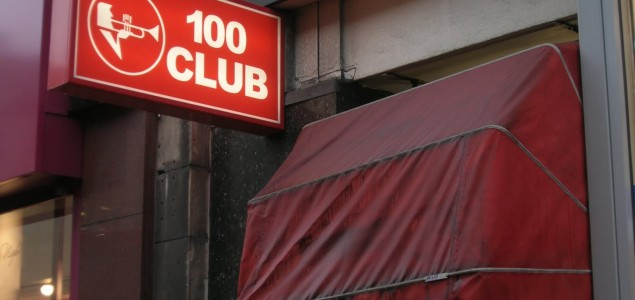 Amazing music at the 100 Club