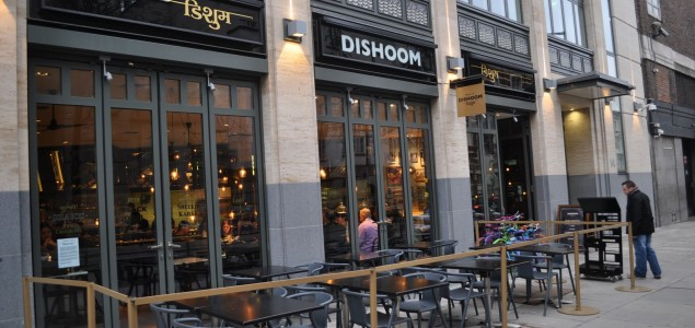 Dishoom: A restaurant with character