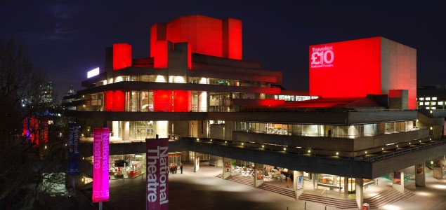 Experience some culture at the National Theatre