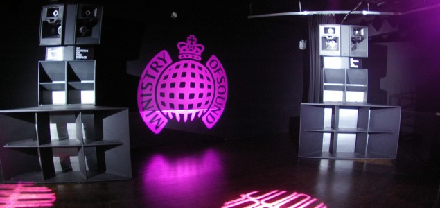 Have a wild night out at the Ministry of Sound
