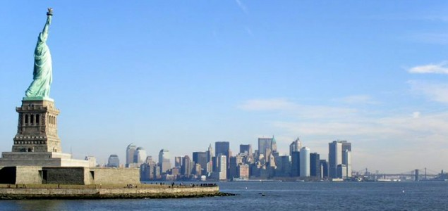 Statue of Liberty: one of the most recognised attractions in New York
