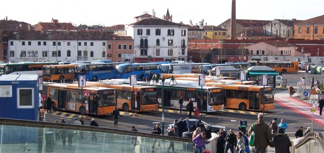 Public transportation in Venice – Buses