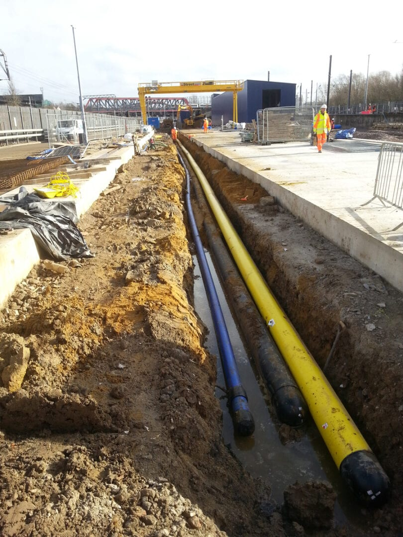Commercial Water and gas pipeline 6