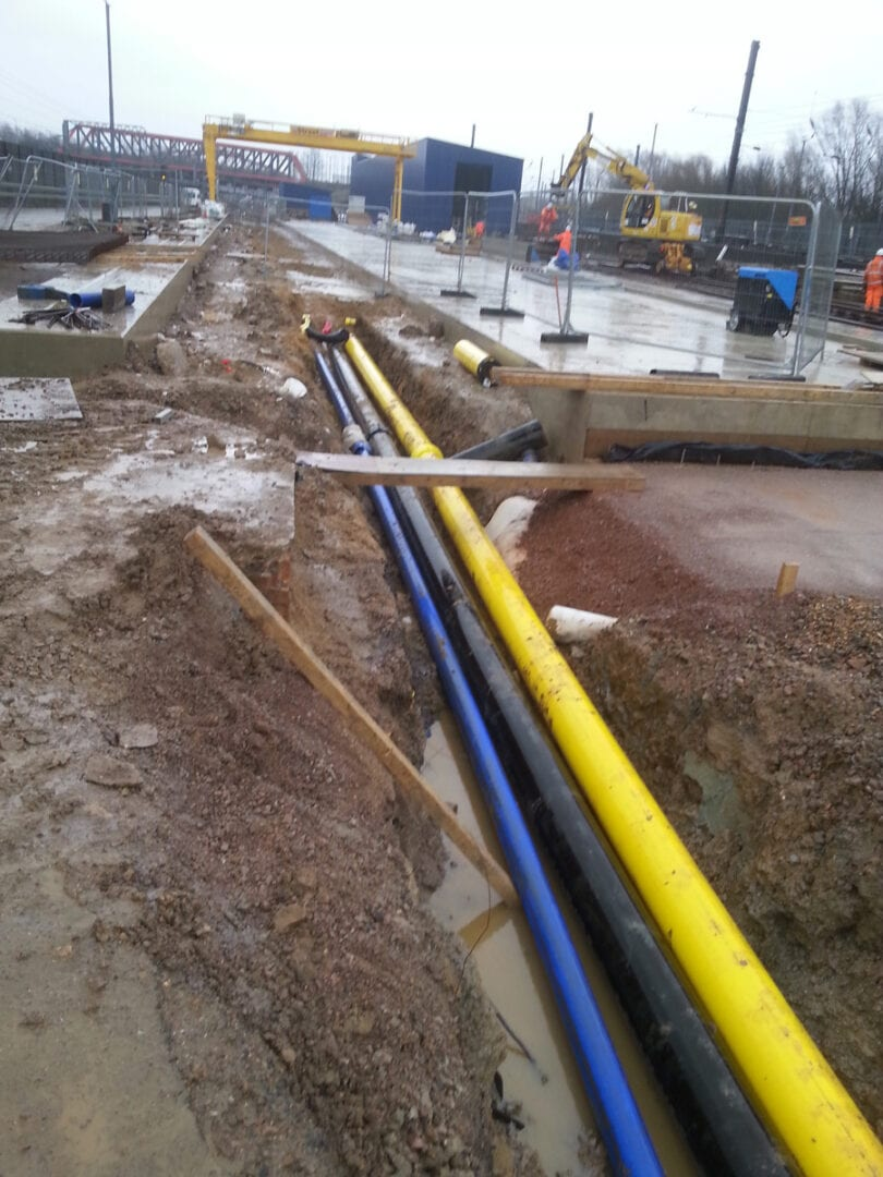 Commercial Water and gas pipeline 4