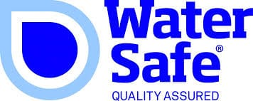 water-safe logo