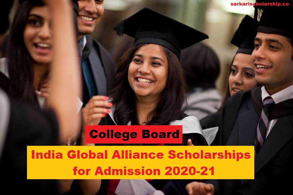 ndia Global Alliance Scholarships for Admission