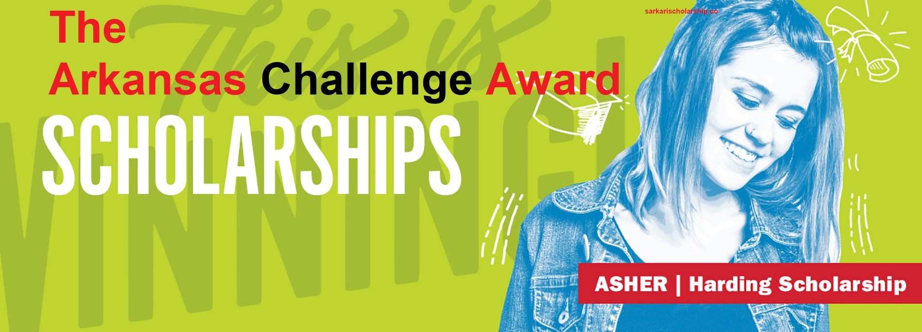 The Arkansas Challenge Award provides financial incentives to eligible Arkansas high school students who want to get an early start on college courses.