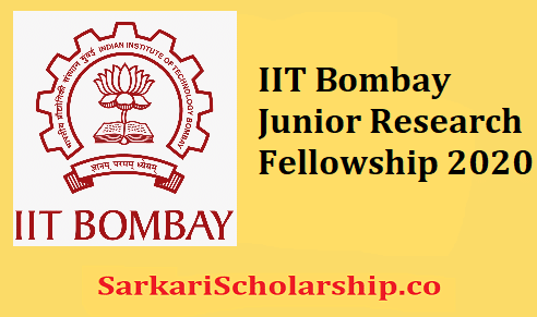 IIT Bombay Junior Research Fellowship 2020
