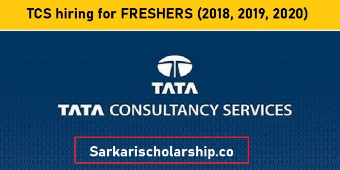 tcs recruitment 2020 eligible for tcs off campus