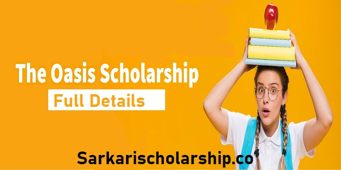 OASIS Scholarship 2020 Status, Apply Online Application for SC ST OBC categories